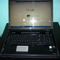 Laptop HP DV8000