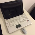 HP Pavilion DV7 white edition 17.3 inch