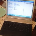 Sony Vaio VGN FZ31J Core2Duo T7250 2 GHz 1,5Gb DDR2,video ded